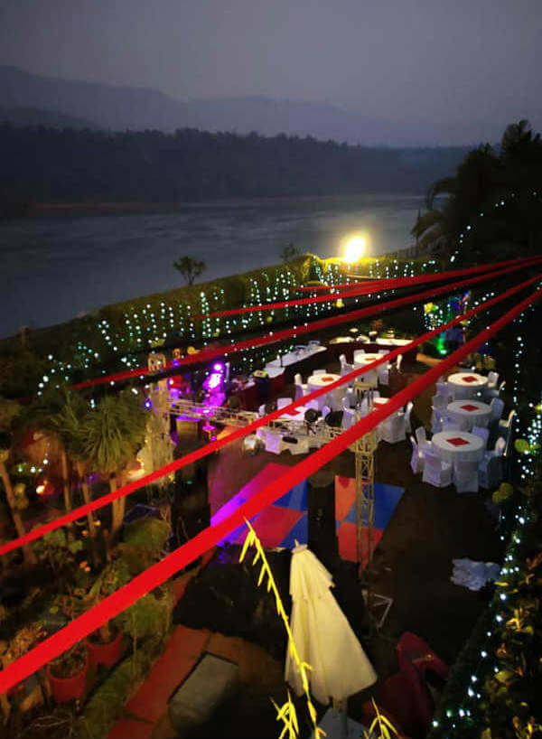 Hotel Ganga Kinare, Rishikesh-in-Wedding-event